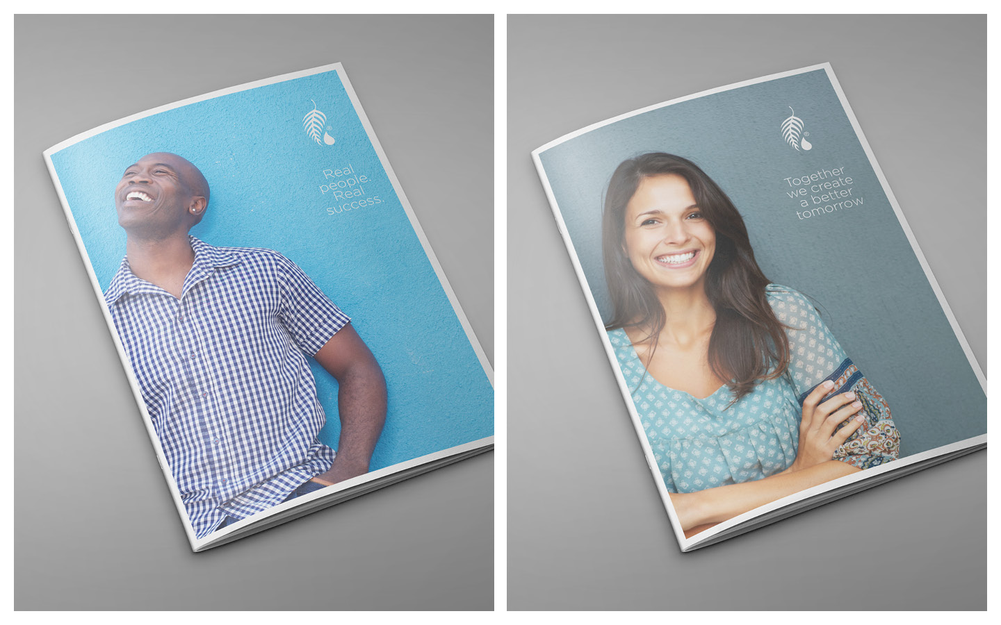 Concepts for New Customer Welcome Books
